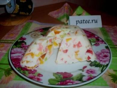 Рецепт Десерт Мозаика