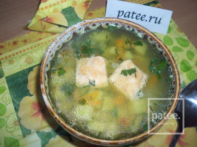 калорийность суп из белых грибов рецепт