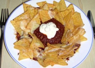 Рецепт Вегетарианский острый соус