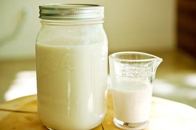 Рецепт Миндальное молоко