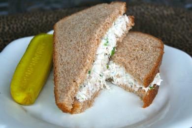 Рецепт Легкий салат из курицы