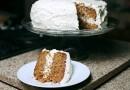 Гавайский морковный торт