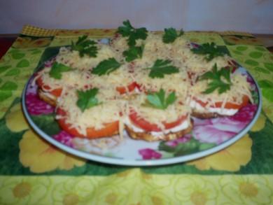 Рецепт Закуска из кабачков Гости на пороге
