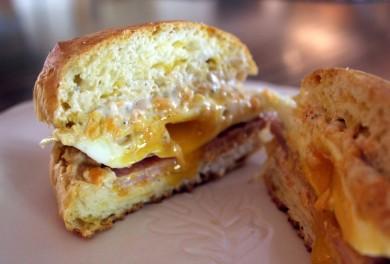 Рецепт Бисквитные сэндвичи