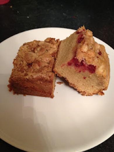 Рецепт Шоколадный торт с малиной