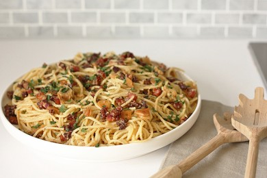 Рецепт Спагетти а-ля карбонара