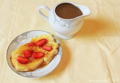 Рецепт Домашний сироп для блинчиков