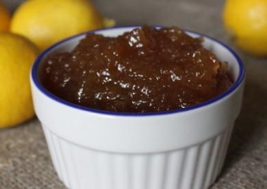 Рецепт Лимонный джем