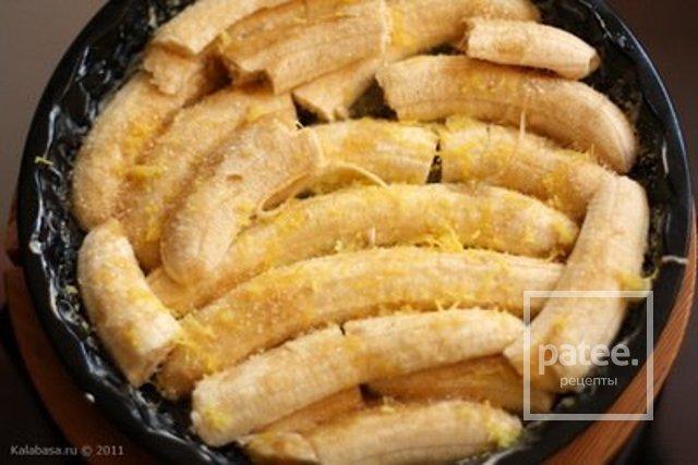 Запеченные бананы в духовке рецепт