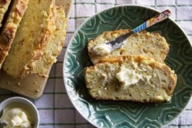Рецепт Хлеб с беконом и кукурузой