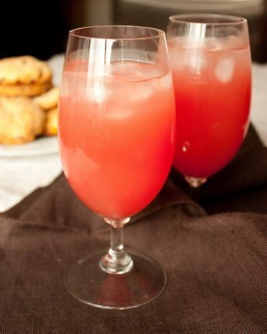 Рецепт Арбузно-имбирный напиток