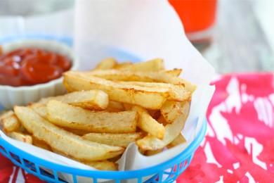 Рецепт Идеальный картофель-фри