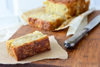 Рецепт Ананасово-банановый хлеб