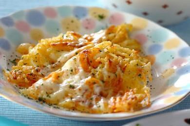 Рецепт Галетты из картофеля с сыром