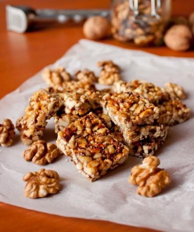 Рецепт Козинаки из грецких орехов
