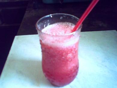 Рецепт Арбузный напиток
