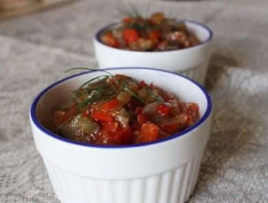 Рецепт Овощная икра