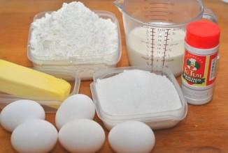 Торт Три молока - приготовление