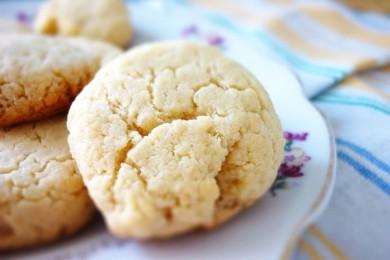 Рецепт Нежное песочное печенье