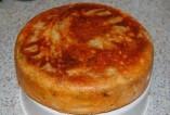 Пирог Ленивец - приготовление