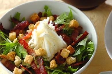 Рецепт Салат из батата с петрушкой