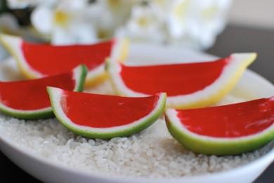 Рецепт Желе из цитрусовых с водкой