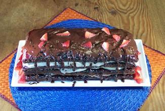 Шоколадный торт - приготовление