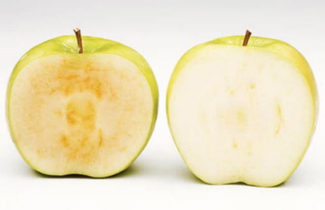 Как сделать чтобы яблоки не темнели для украшения