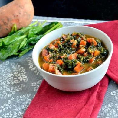 Рецепт Африканское овощное рагу
