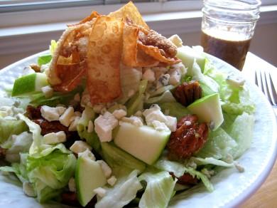 Рецепт Вальдорфский салат  с розмарином