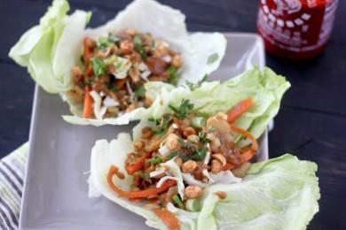 Рецепт Тайский куриный салат