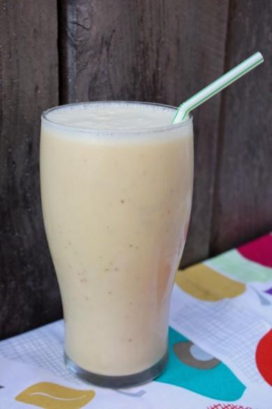 Рецепт Имбирно-ананасовый смузи