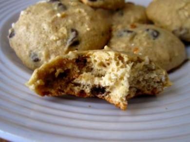 Рецепт Бананово-шоколадное печенье