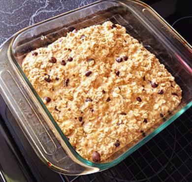 Рецепт Арахисовый пирог с шоколадом