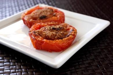 Рецепт Запеченные фаршированные томаты
