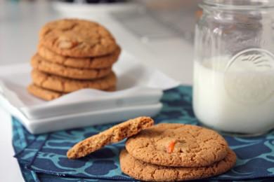 Рецепт Имбирное печенье  с кумкватом