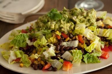 Рецепт Ковбойский салат