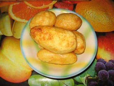 """Рецепт """"Отмороженная"""" картошка или запеченный картофель"""