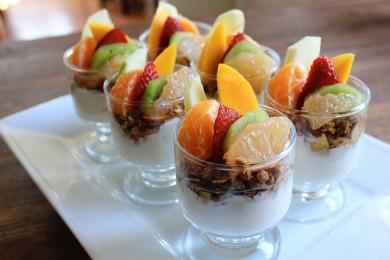 Рецепт Вкусный и легкий в приготовлении завтрак-мюсли