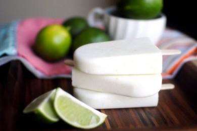 Рецепт Фруктово-йогуртовое мороженое