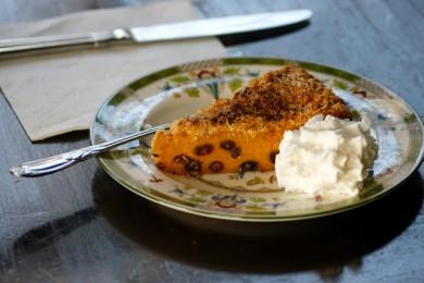Рецепт Ямайский сладкий картофельный пудинг