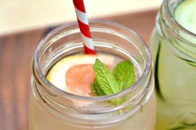Рецепт Весенние коктейли с джином