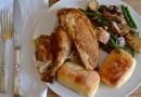 Курица, приготовленная в электрической кастрюле Crockpot