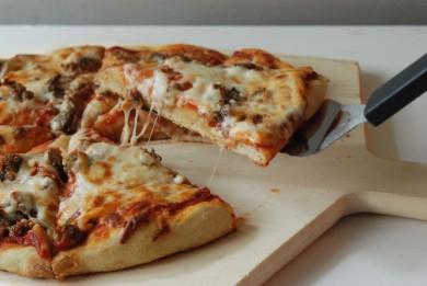 самоё лучшее тесто для пиццы рецепт