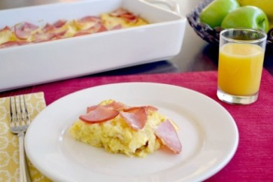 Рецепт Маффины с яйцами и беконом
