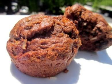 Рецепт Кексы из немецкого шоколада
