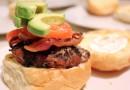 Калифорнийские гамбургеры с индейской