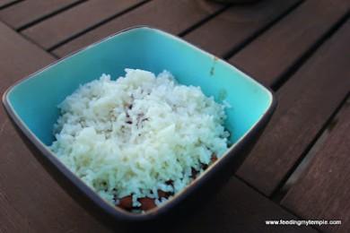 Рецепт Красная фасоль с рисом