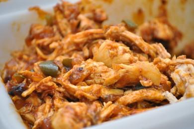 Рецепт Курица в соусе из специй