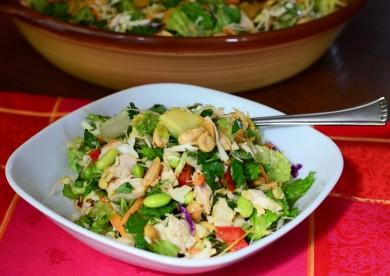 Рецепт Тайский салат с курицей